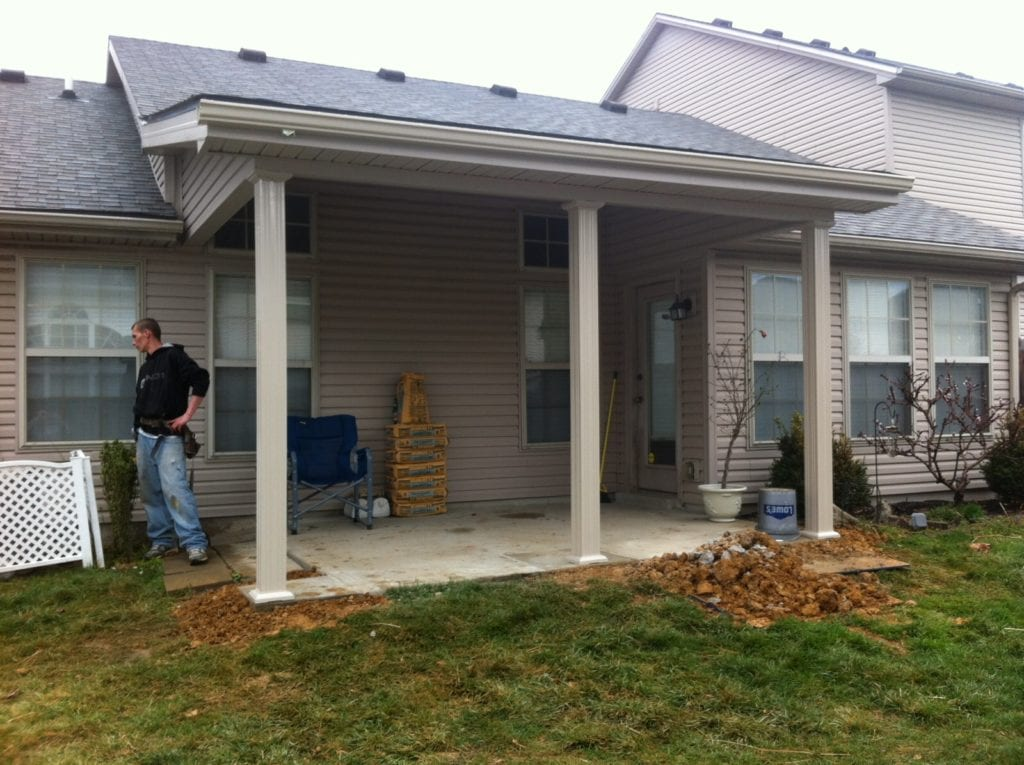 who installs vinyl siding lexington ky