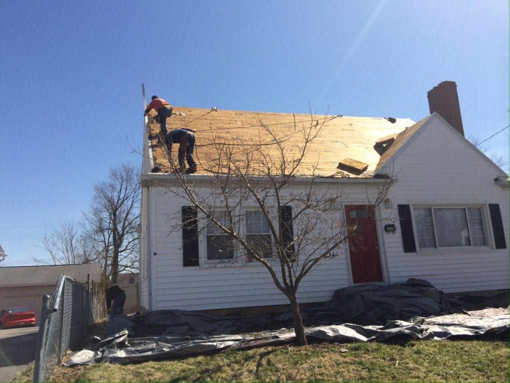 roofing installers lexington ky