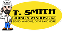 logo t. smith siding