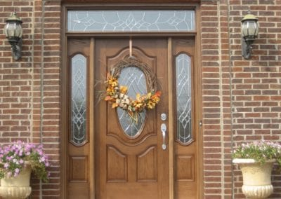 exterior door installation near me