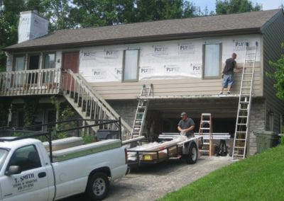 T Smith Siding Replacement Lexington KY